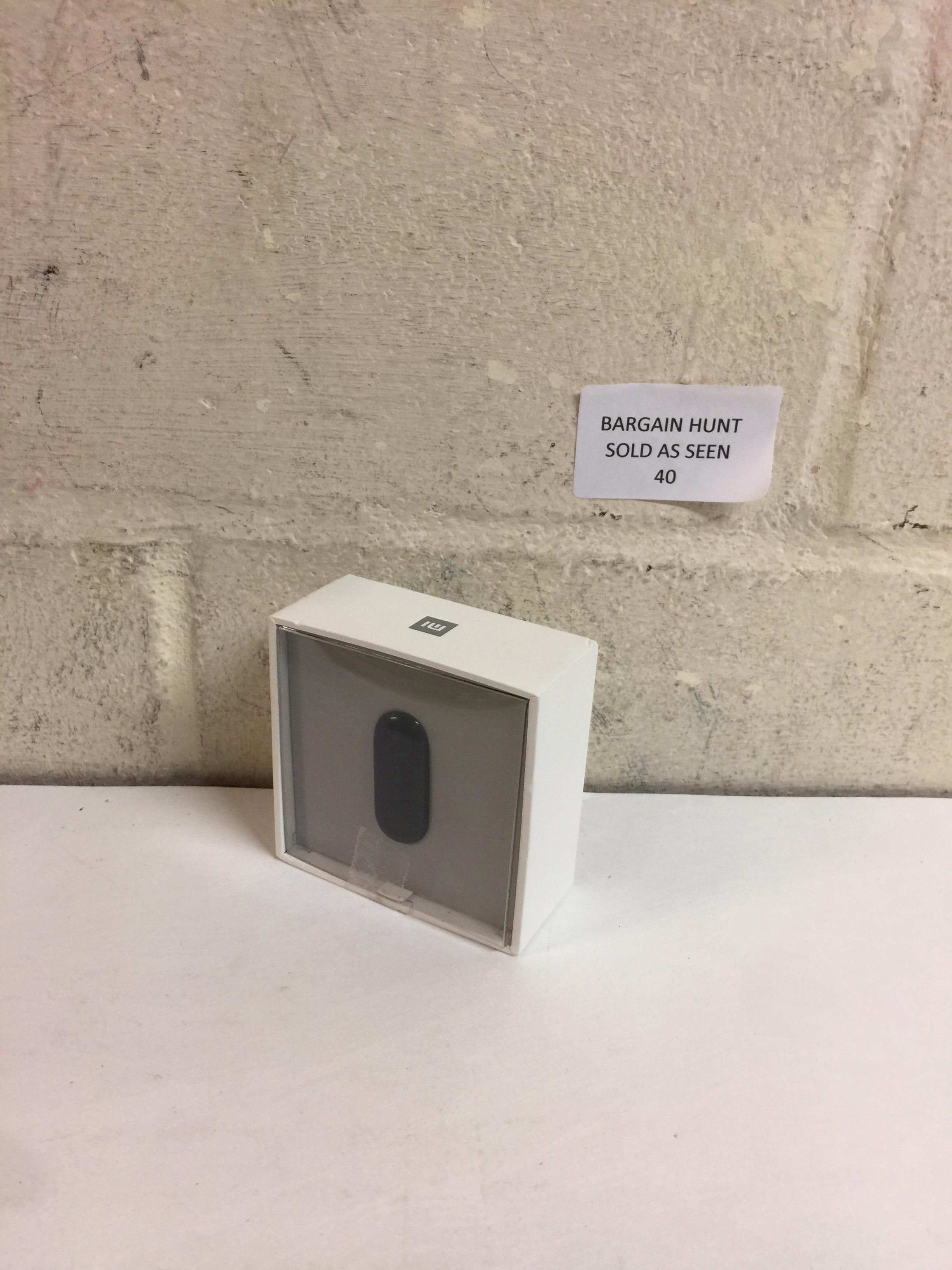 Lot 40 - Xiaomi Miband Fitness Tracker