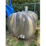 Dari Kool Stainless Steel Horizontal Jacketed Storage Tank, Approx D [Subj to Bulk] | Rig Fee: $400