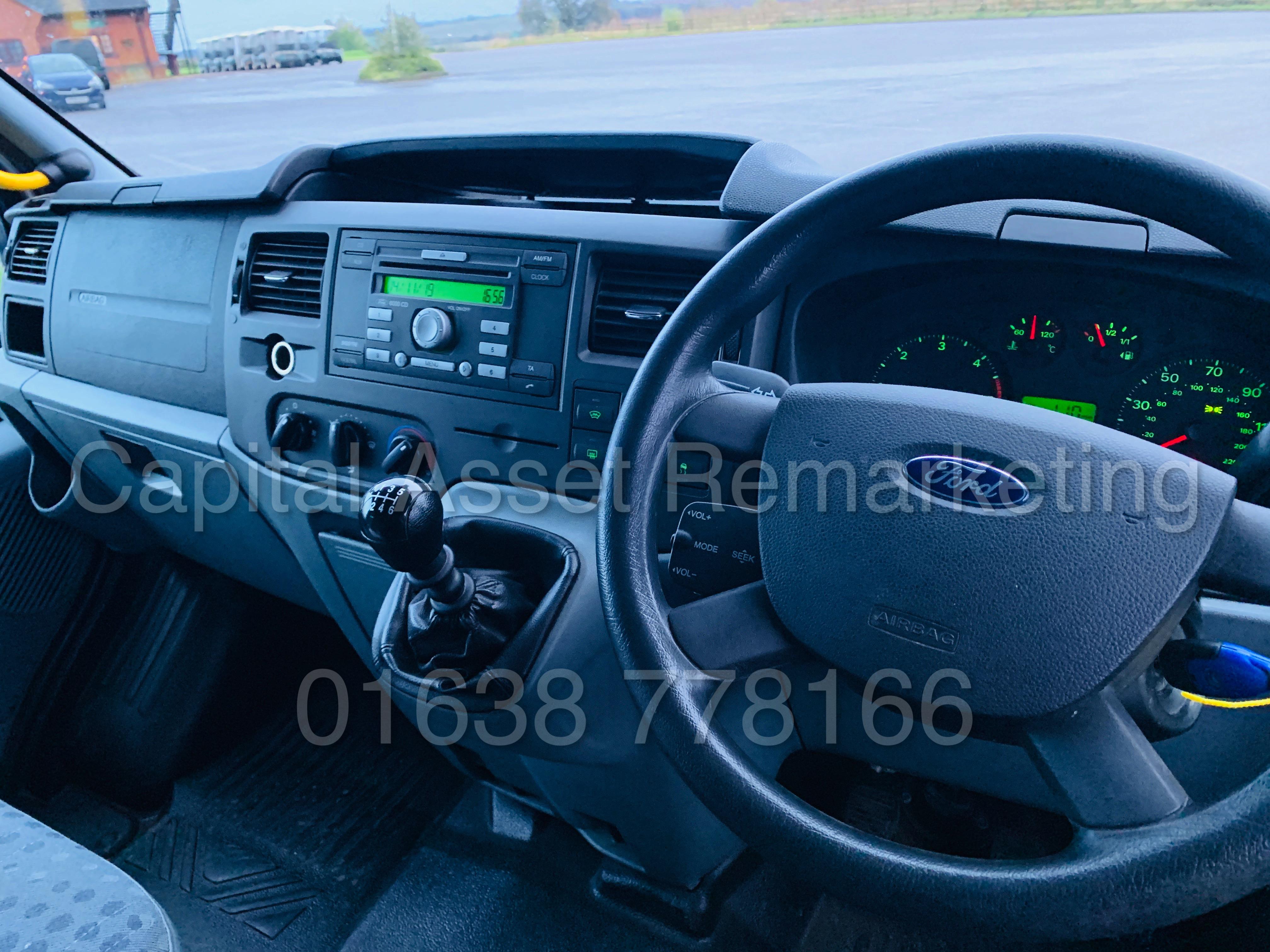 FORD TRANSIT 135 T430 RWD *XLWB -17 SEATER MINI-BUS* (2013) '2.2 TDCI - 135 BHP - 6 SPEED' (1 OWNER) - Image 35 of 43