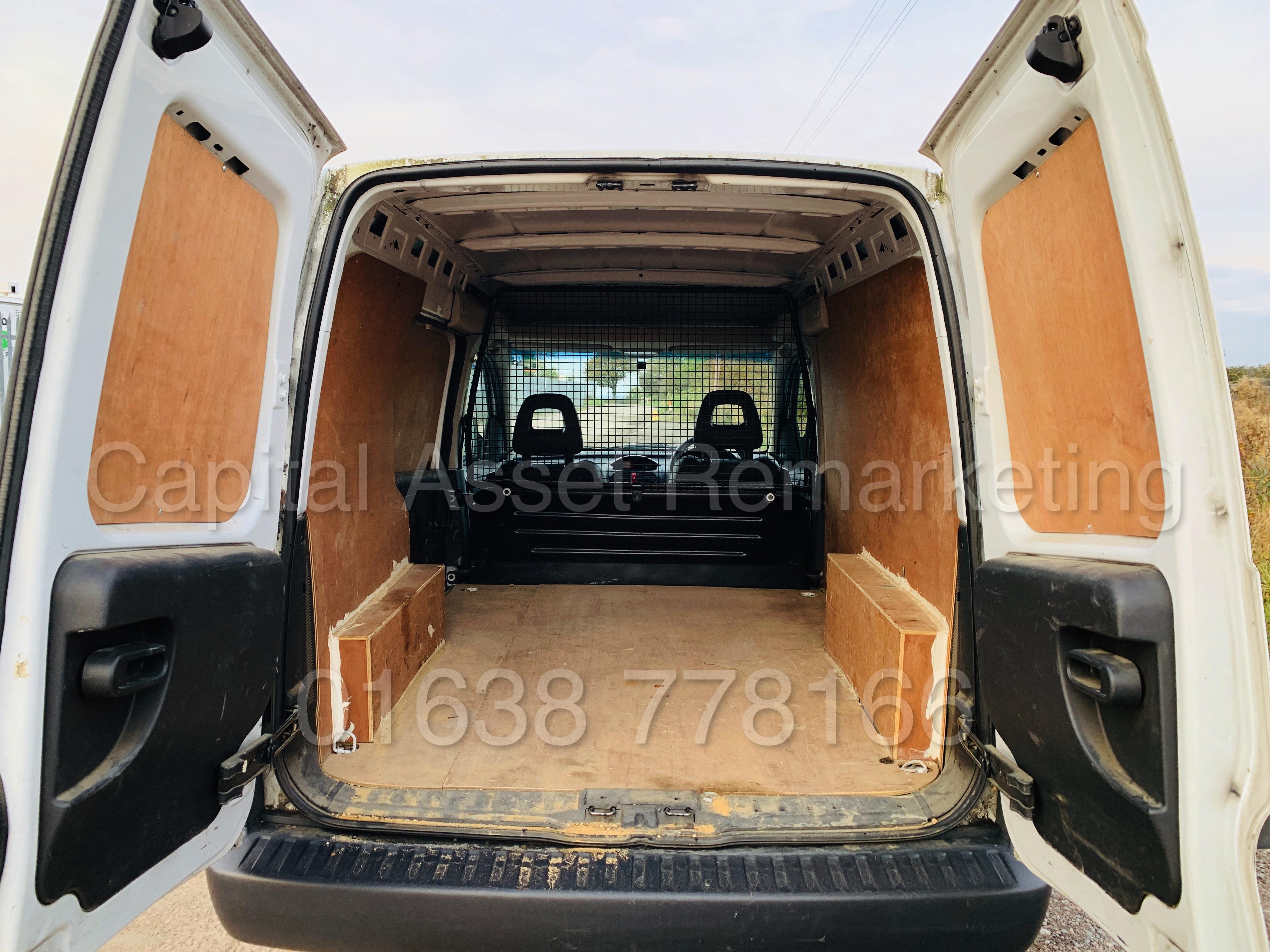 Lot 23 - (On Sale) VAUXHALL COMBO 2000 CDTI 16V *LCV - PANEL VAN* (60 REG) '1.7 CDTI - 100 BHP' (NO VAT)