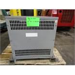 Rex 51 KVA Electrical Transformer - 460V to 380Y / 220V 3 phase