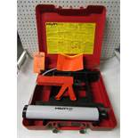 Hilti Injection System in case