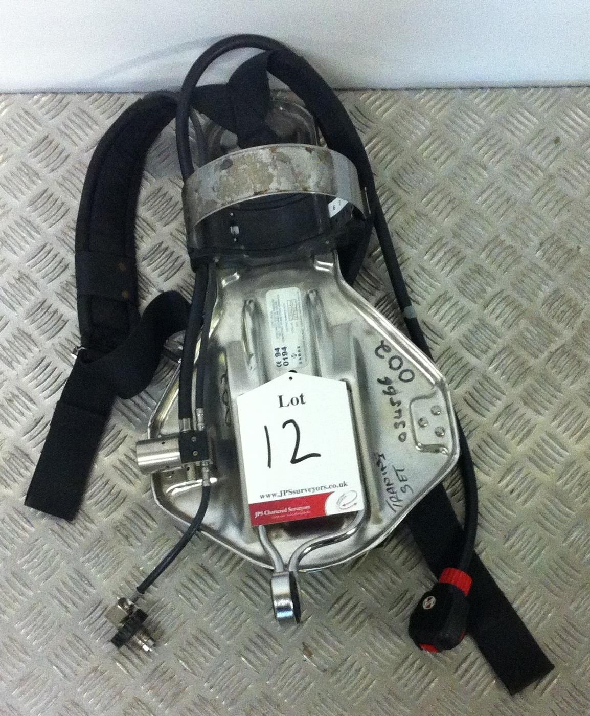 Lot 12 - Saver Centurion Breather Operator