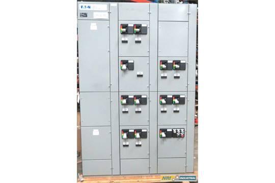 Mcc motor control centre for Eaton motor control center