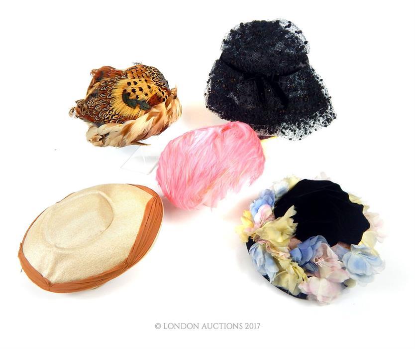 how to make vintage ladies hats