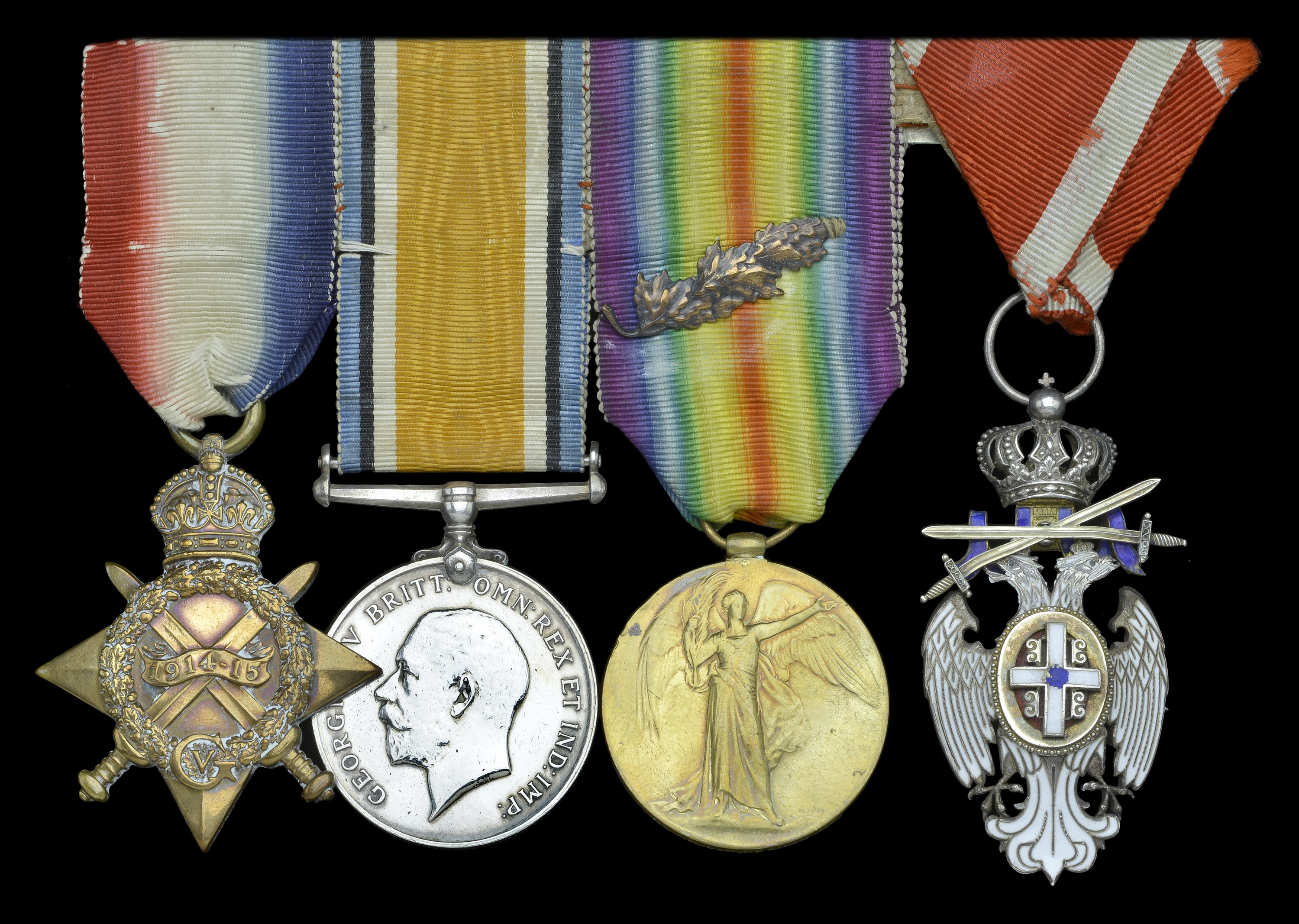 Lot 737 - A Collection of Awards to Chaplains Formed by Philip Mussell - Part I