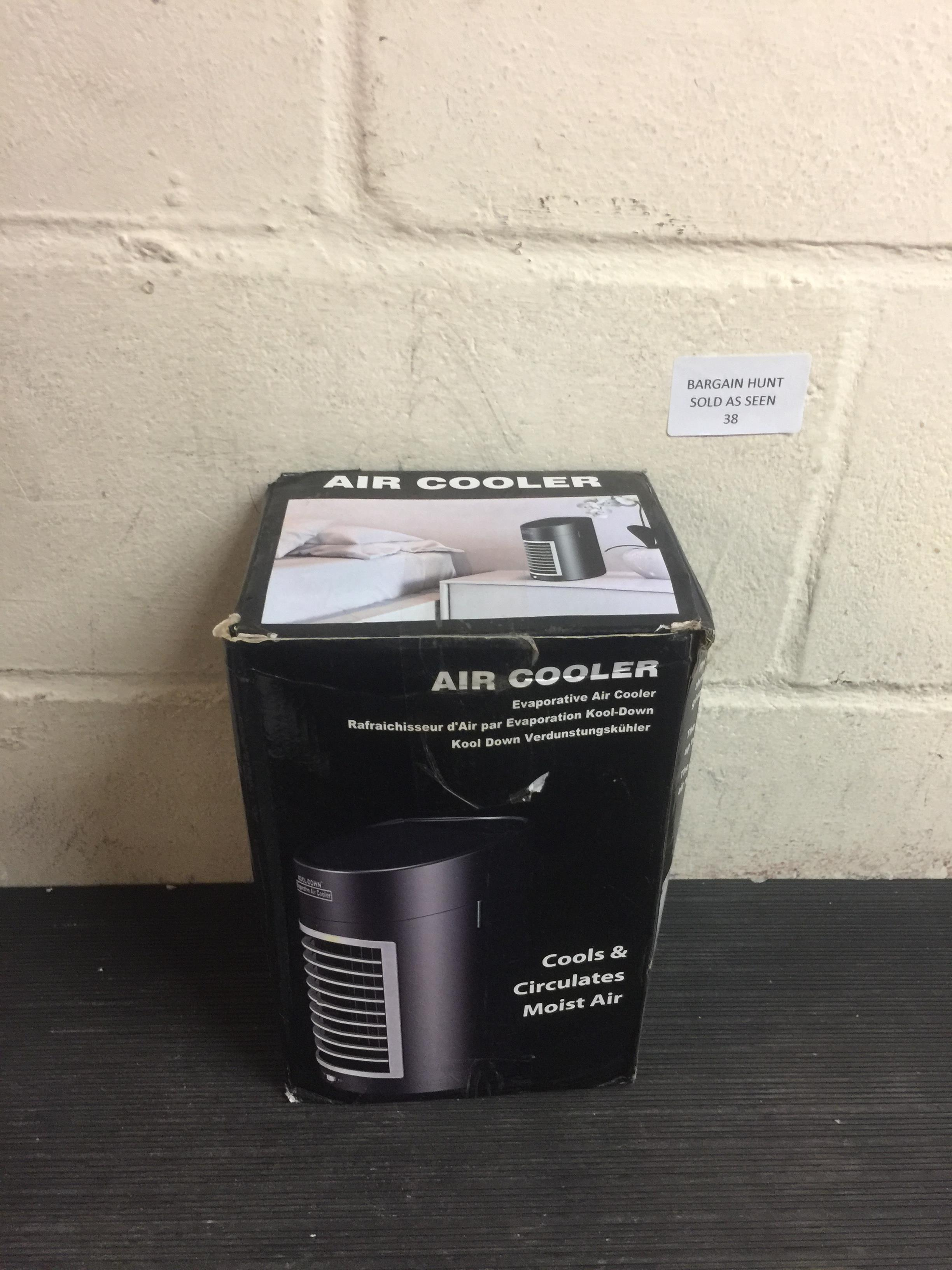 Lot 38 - Evaporative Air Cooler