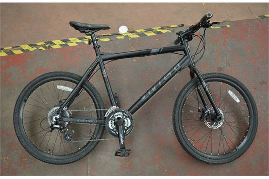 POLICE > Carrera Subway bicycle [NO RESERVE] [VAT ON HAMMER PRICE]