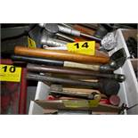LOT: (7) ASSORTED HAMMERS IN BOX