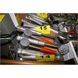 LOT: (5) ASSORTED LEAD HAMMERS IN BOX