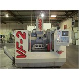 (1997) Haas mod. VF-2, 4-Axis Vert. Machine Center, Automatic Tool Changer w/ Haas Controls; S/N