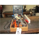(Lot) Hand Tools (2 boxes)