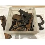 Box of tools/ Planes etc