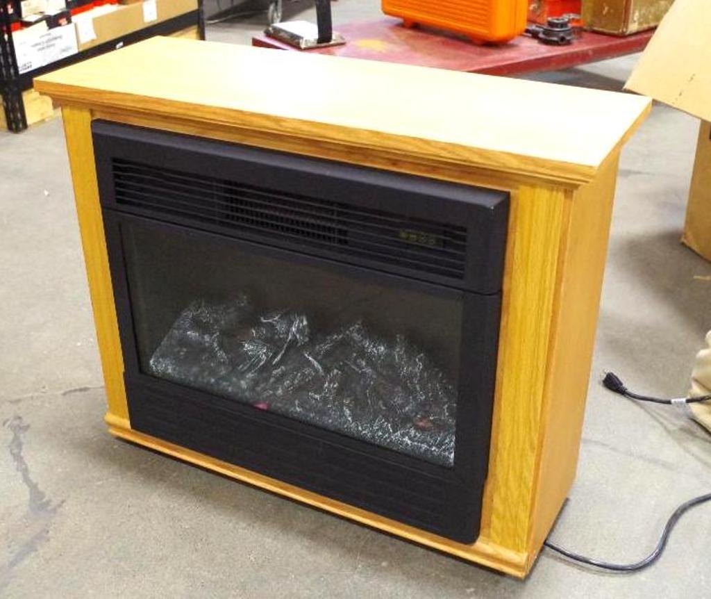 Heat Surge Electric Fireplace M N Adl 2000m X