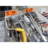 LOT/ C-CLAMPS