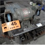 """GINF 6"""" DOUBLE END BENCH GRINDER"""