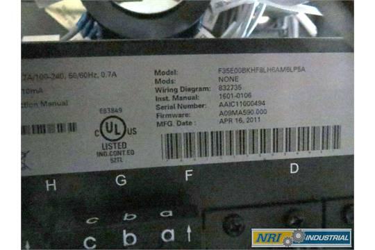 Brand Abb Model Vd4 1512 40 Model Line Advac Amperage