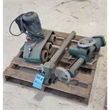 Material Feed Drive Components