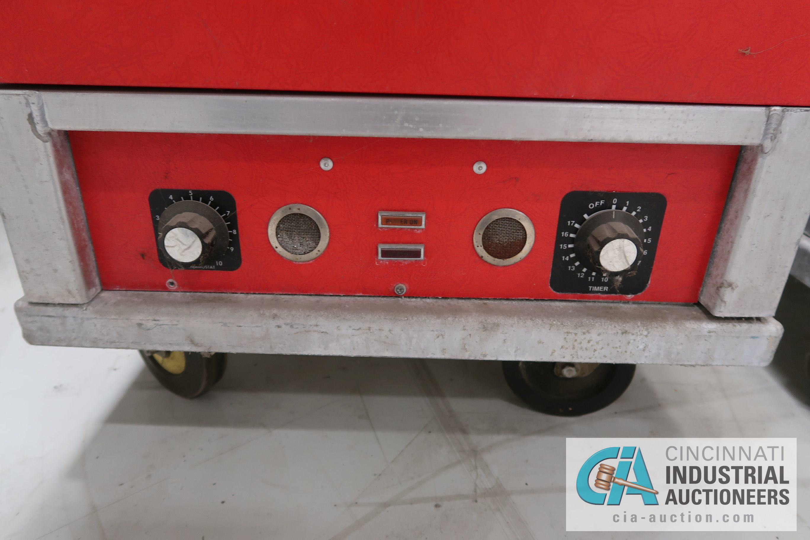 CRES-COR CROWN-X MODEL H-138-1834 TWO-DOOR ELECTRIC HOT CABINETS - Image 2 of 4