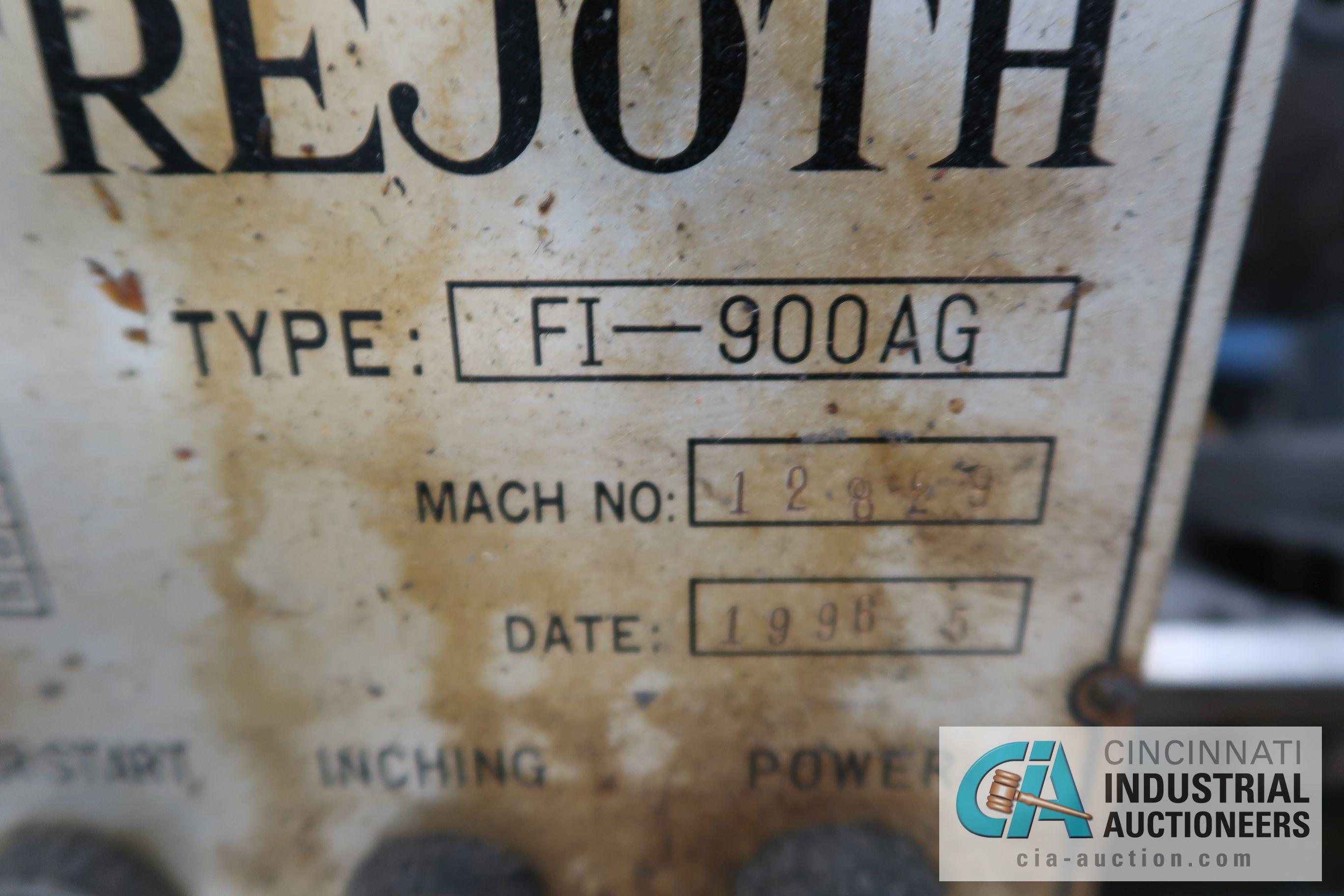 """13"""" X 32"""" FREJOTH TYPE FI-900AG IAN SIZE ENGINE LATHE; S/N 12829, 220 VOLT (1996) - Image 5 of 6"""