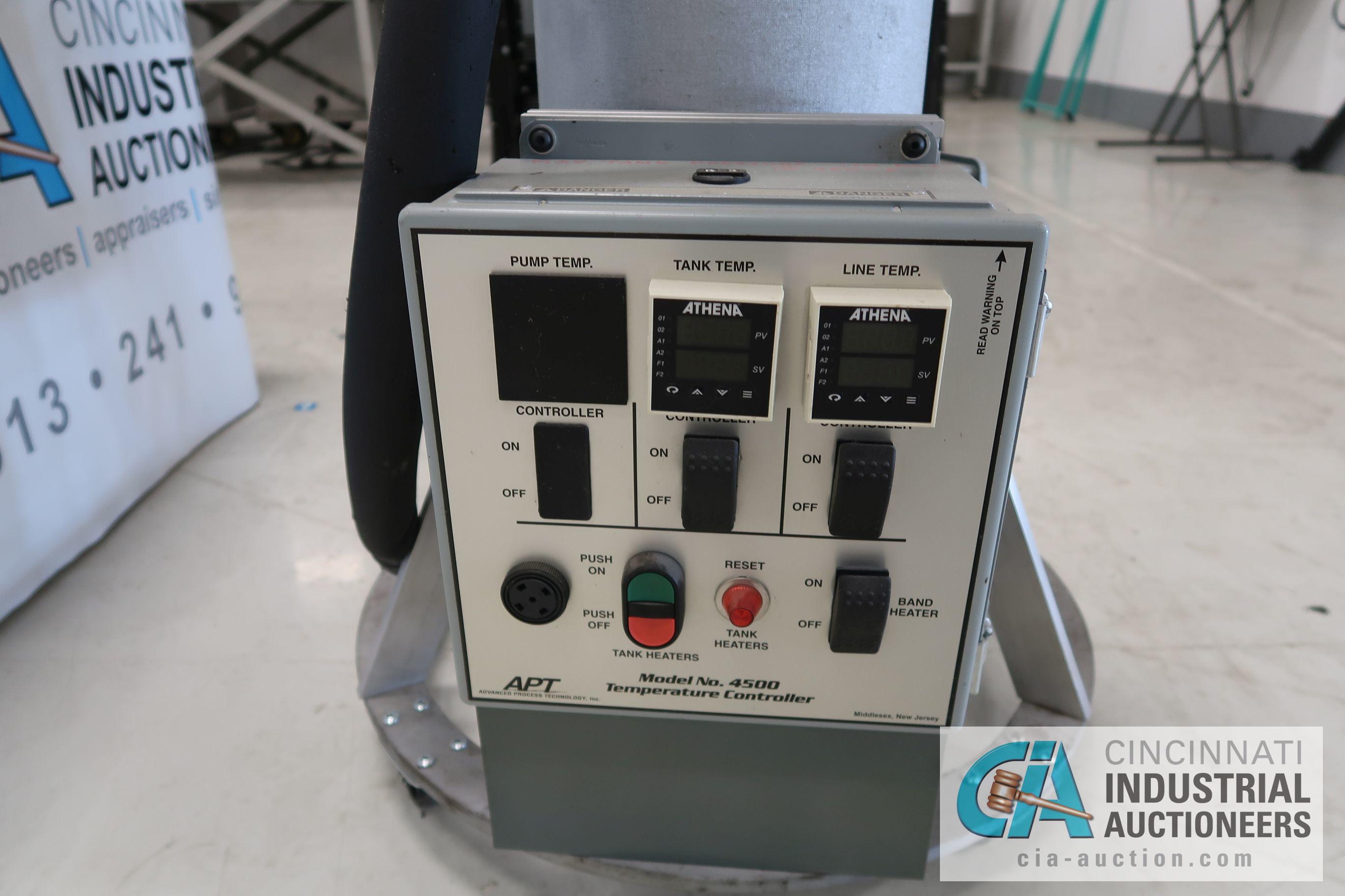 2.5 GALLON APT MODEL NO. 4500 RTM UNIT; S/N T-3110 (1/5/09) - Image 2 of 5