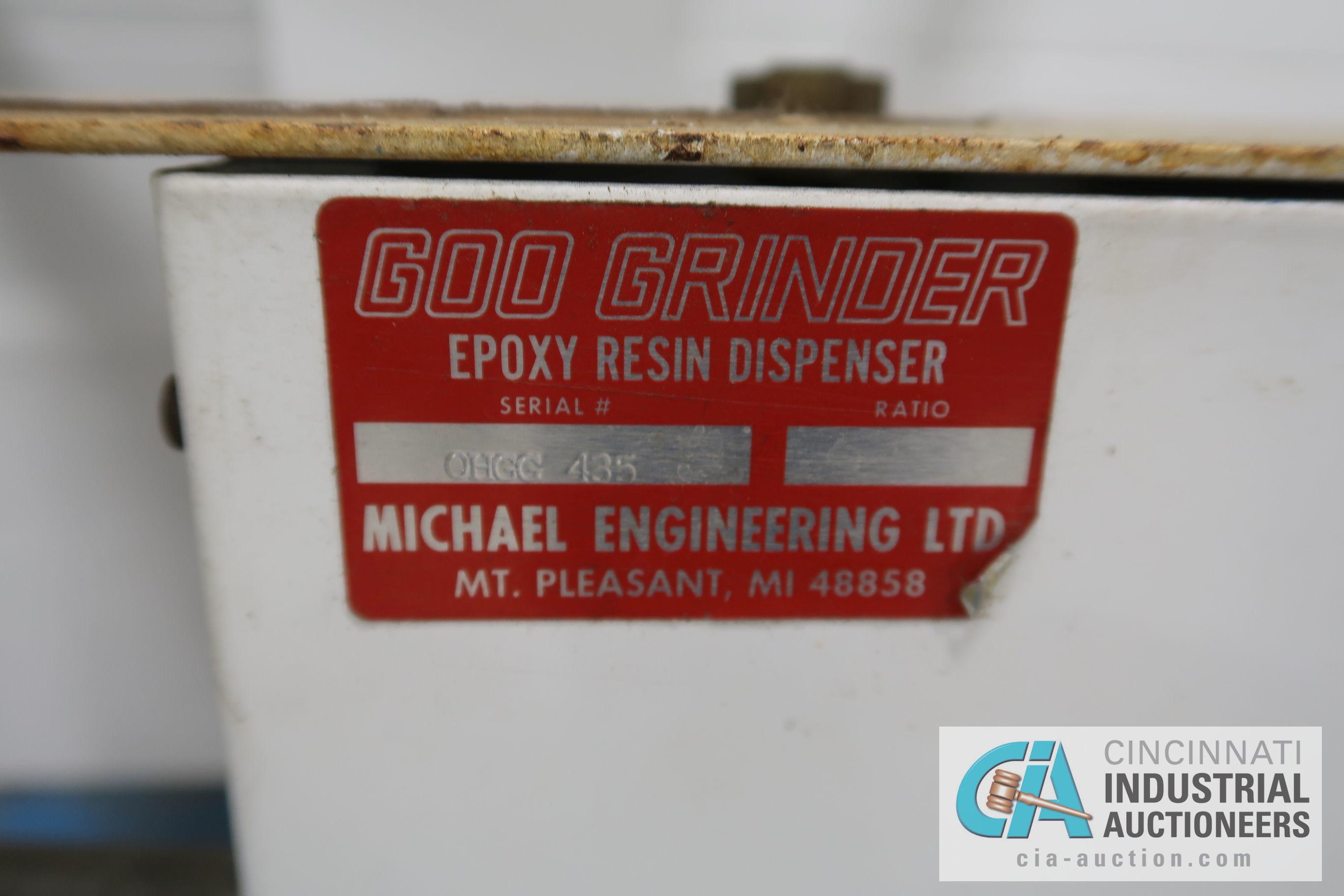 GOO GRINDER EPOXY RESIN DISPENSER - Image 2 of 3