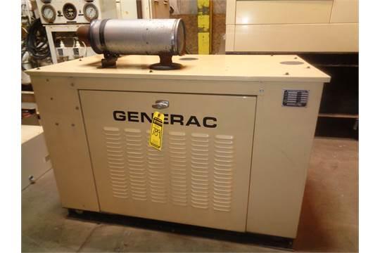 generac 00589 2 10kw single phase natural gas generator