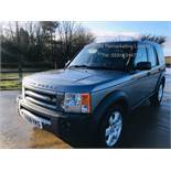 Land Rover Discovery TDV6 HSE Auto - 2009 Model - Full Leather - 7 Seater - Sunroofs -TV - 4x4