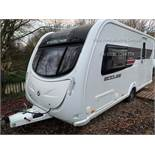 Sterling Eccles Topaz 2 Berth Caravan 2012 Spec - Top Of The Range