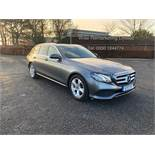 Mercedes E220d Estate Special Equipment 9G Tronic - 2017 17 Reg - 1 Keeper From New- Reversing Cam