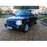 Land Rover Discovery 2.7 TdV6 Special Equipment - Automatic (2007 Model) Full Leather - Elec Sunroof