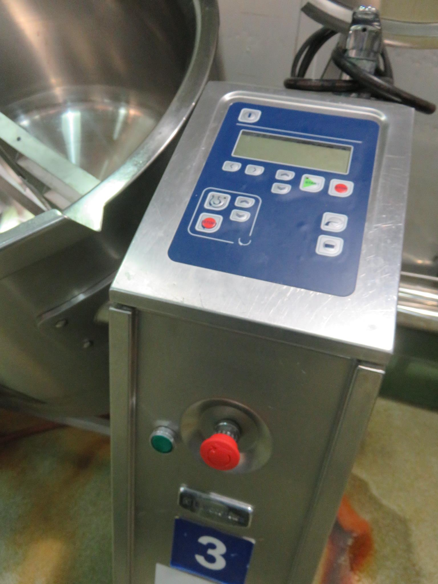 Lot 40 - Electrolux 300 litre cooking vessel. Model Smart Variomix. LO £120.