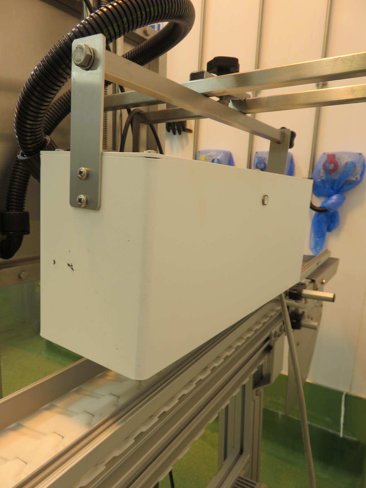 HF Technology induction sealing machine model MICS 2. LO £60. - Image 3 of 5