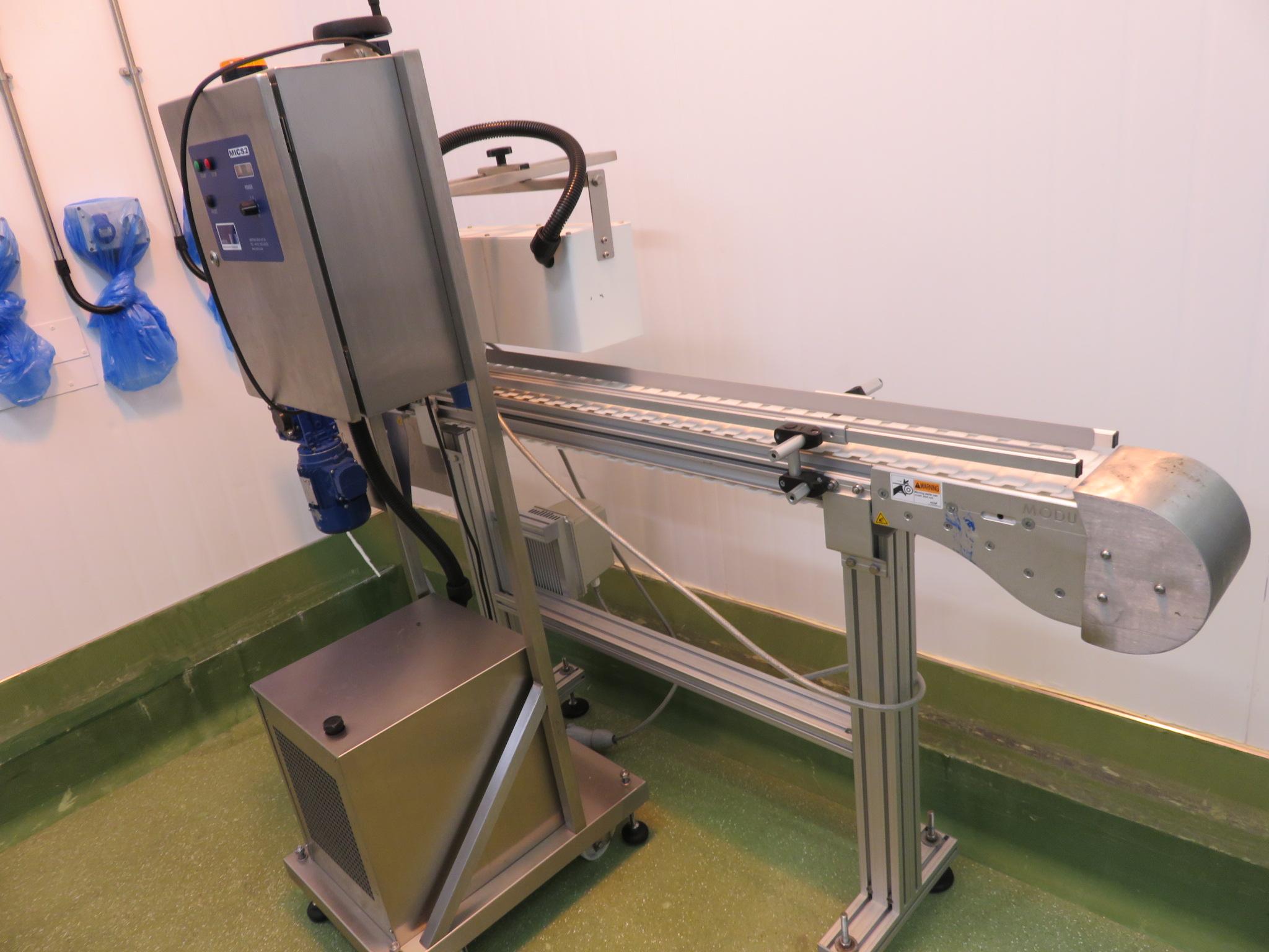 HF Technology induction sealing machine model MICS 2. LO £60.