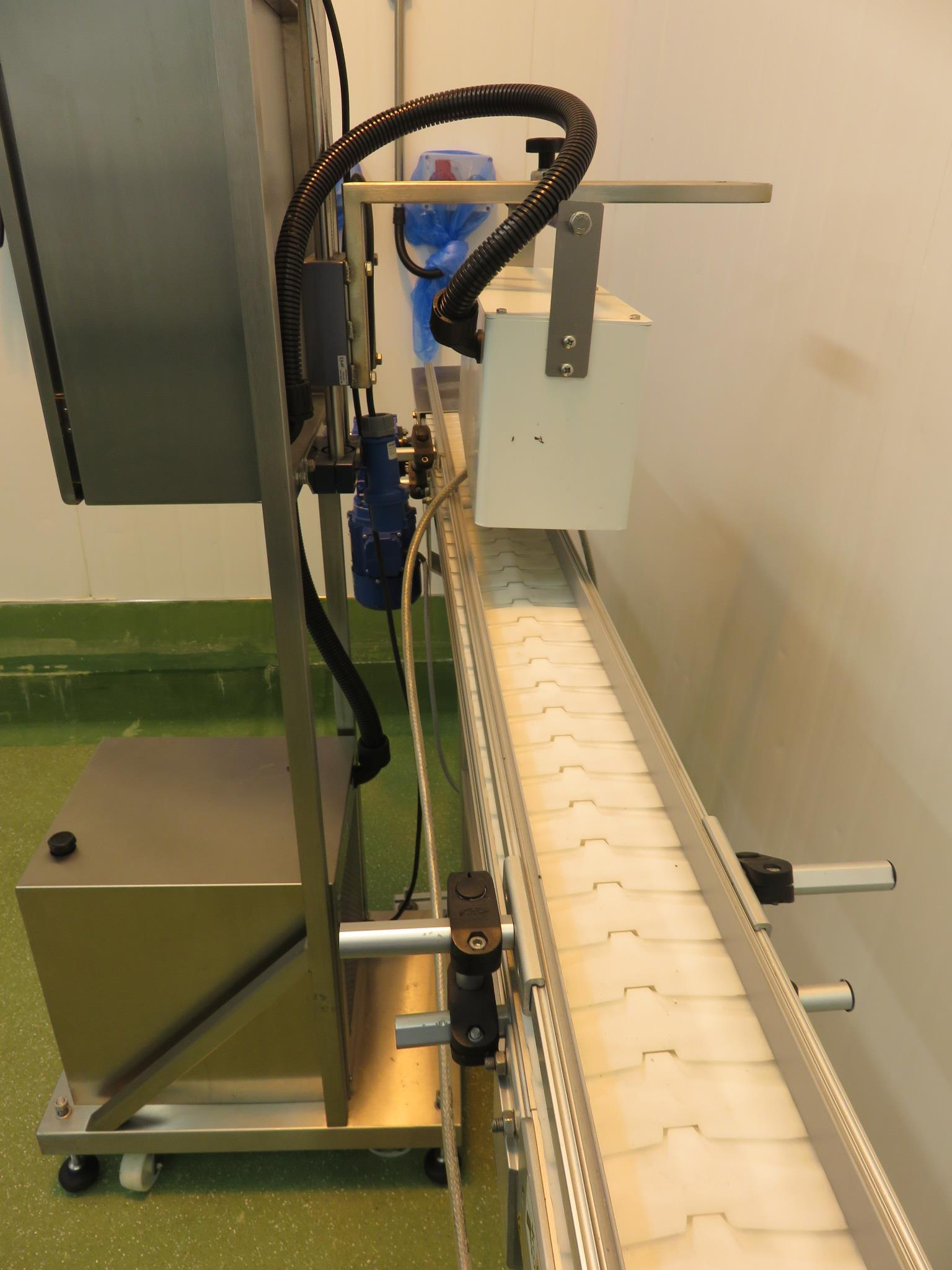 HF Technology induction sealing machine model MICS 2. LO £60. - Image 4 of 5