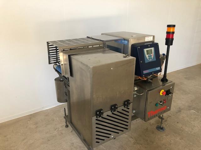 Lot 7A - Thermo Scientific APEX 500 Heavy Duty Metal Detector. Aperture 250 & 300 x 170 mm high. LO £80.
