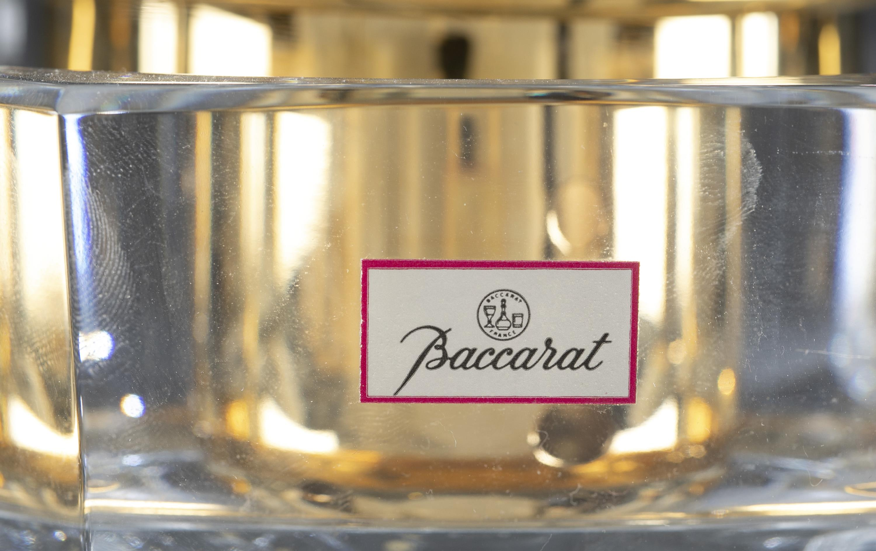 """Baccarat """"Moulin Rouge"""" champagne bucket. - Image 2 of 5"""