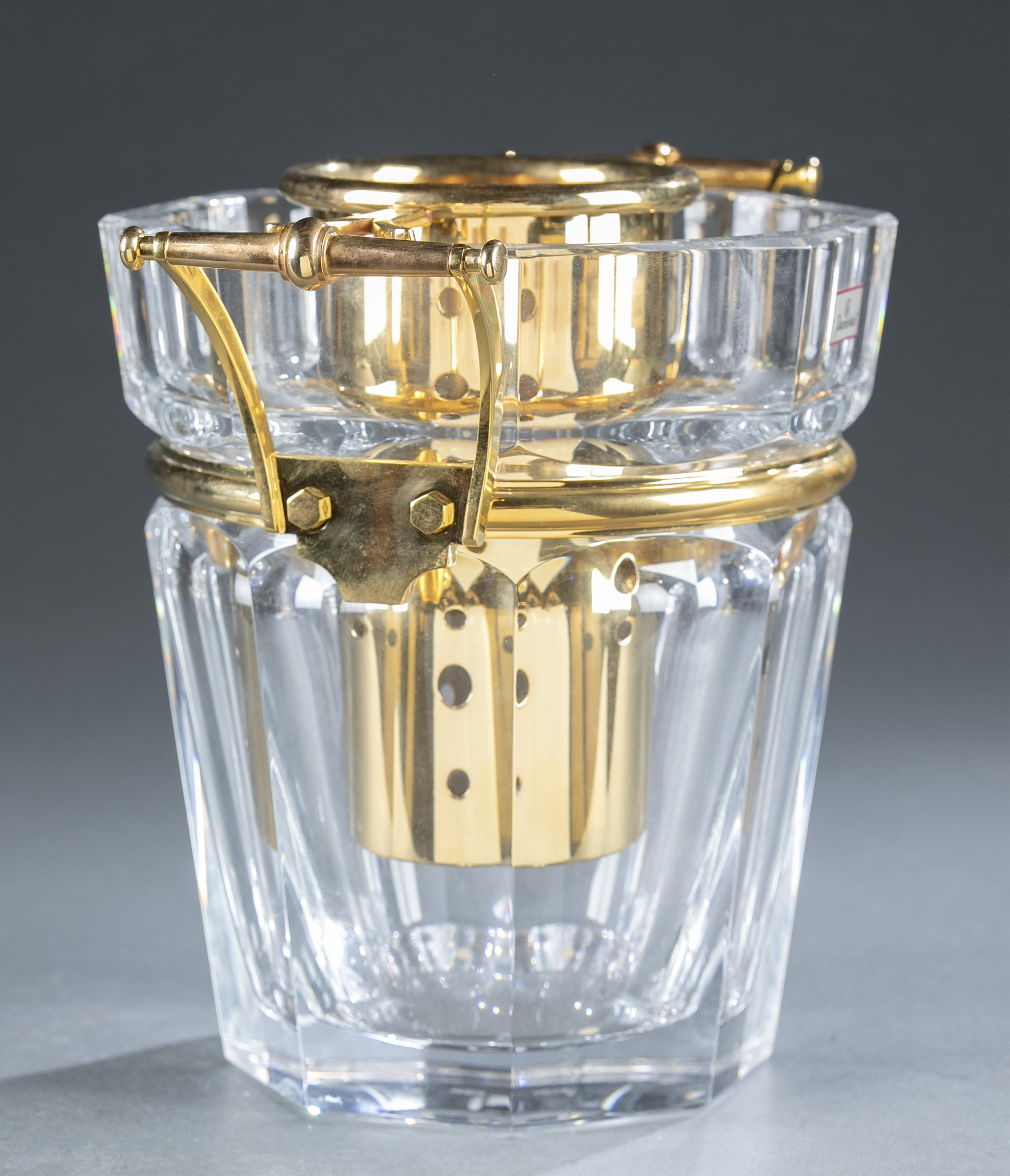 """Baccarat """"Moulin Rouge"""" champagne bucket. - Image 3 of 5"""