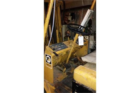 Cat V50b Forklift Specs