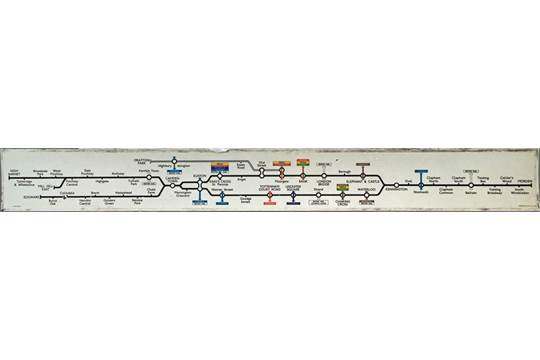 london underground northern line car diagram as located above the Tubeless Tire Diagram