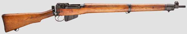 Lot 1755 - Übungsgewehr Lee-Enfield No. 9 Mk I, Royal Navy Kal. .22 l.r., Nr. A2395, Schloss A 2245. Lauf