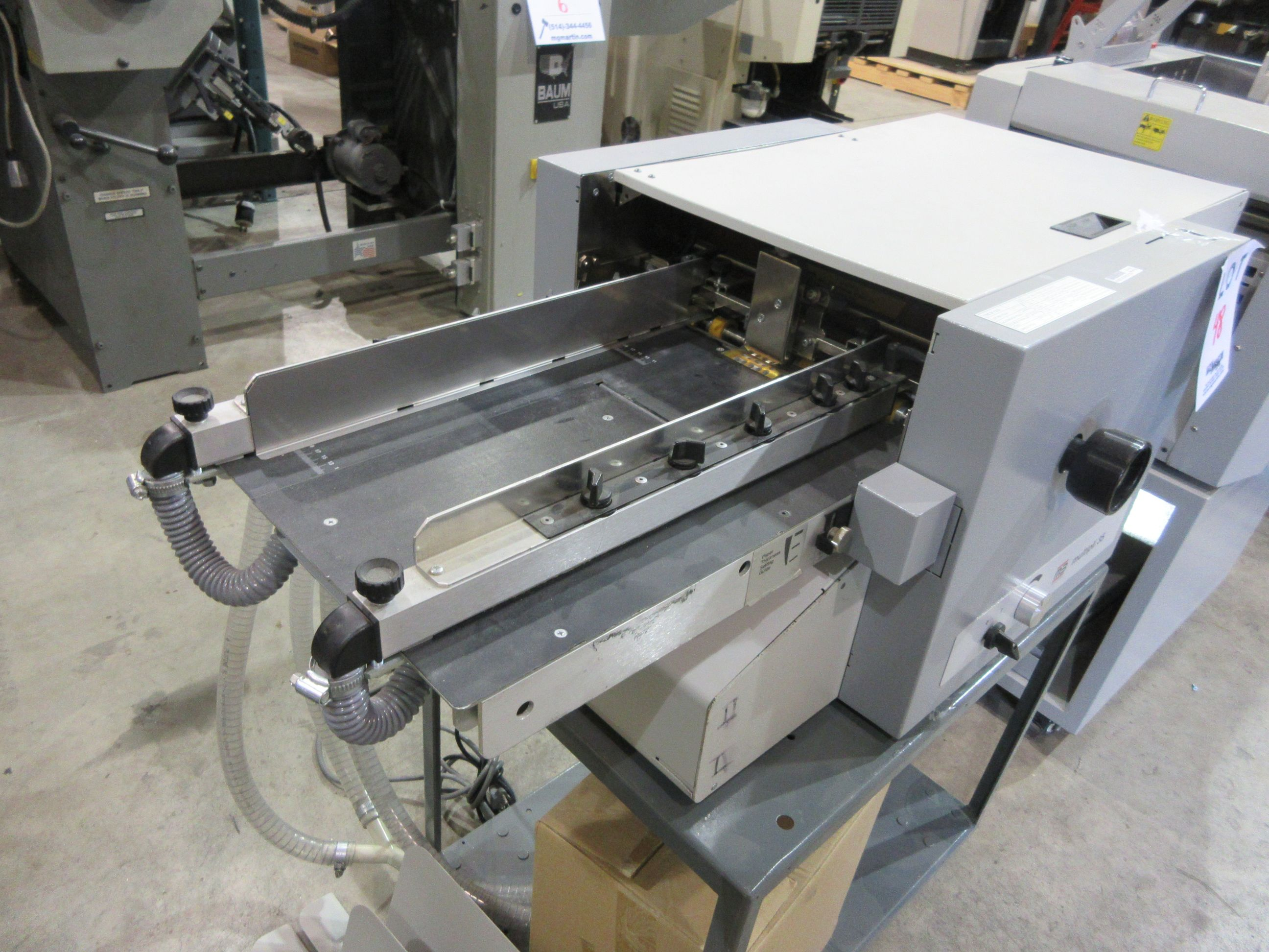 MB folding machine (mod: multipli 35) - Image 3 of 3