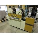RYOBI ITEK 3985 TRUE (2) color offset press c/w compact dampner
