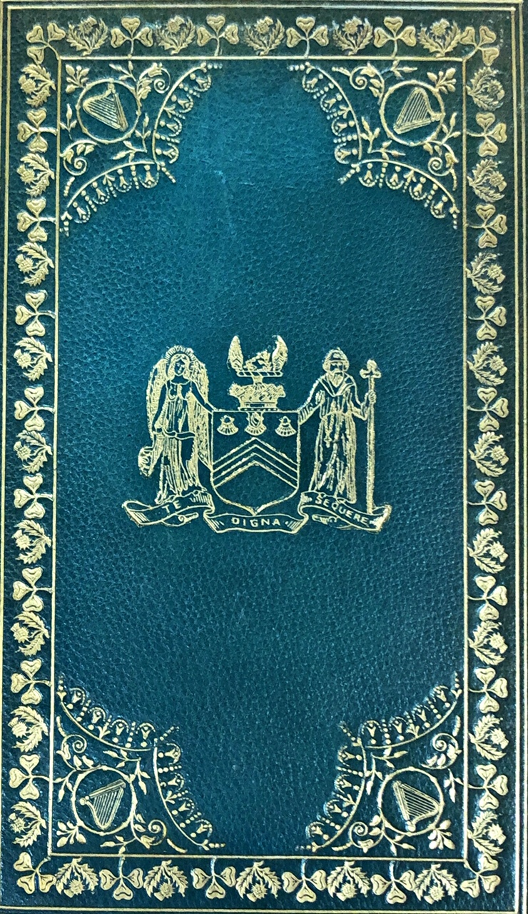 Lot 9 - Bound Specially for 'The Uncrowned King of Ireland' Binding: [Parnell (Chas.