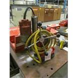 Milwaukee Cat # 4202 Magnetic Drill Press