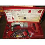 """Milwaukee Cat # 1107-1 1/2"""" Right Angle Cleaner"""
