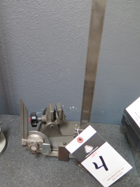 Height Gage and Micrometer Stand
