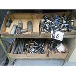 Misc Collets, Collet Stops and Shelf