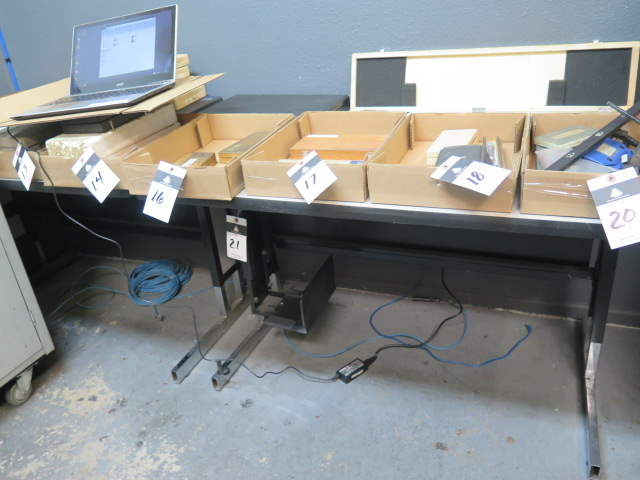 Desks (2) (NO COMPUTER)