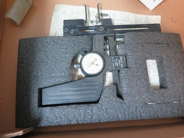 Mueller Dial Groove Gage - Image 2 of 2